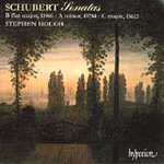 Schubert: Piano Sonatas (CD)