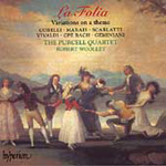 Variations on La Folia (CD)