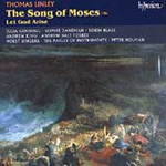 Linley: The Song of Moses (CD)
