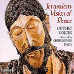 Jerusalem: Vision of Peace (CD)