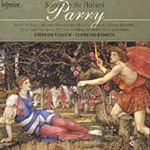 Parry: English Lyrics & Songs (CD)
