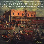 Lo Sposalizio - The Ceremonial Wedding of Venice to the Sea (CD)
