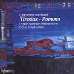 Lambert: Tiresias; Pomona (CD)