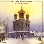 Arensky: Solo Piano Works (CD)