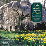 All in the April evening (CD)