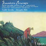 Russian Images (CD)