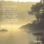 Stanford: Songs, Volume 1 (CD)
