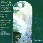 Janácek & Kodály: Choral Works (CD)