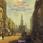 Haydn's English Friends (CD)