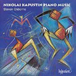 Kapustin: Piano Music (CD)
