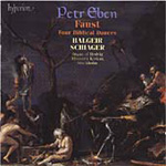 Eben: Faust; (4) Biblical Dances (CD)
