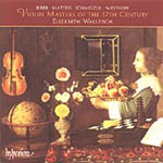 Violin Masters of the 17th Century (CD)