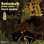 Gottschalk: Piano Music, Vol. 5 (CD)