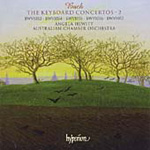 Bach: The Keyboard Concertos, Vol 2 (CD)