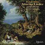 Produktbilde for Wolf: Mörike Lieder (CD)