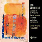 Ornstein: Piano Works (CD)
