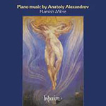Alexandrov: Piano Music (CD)