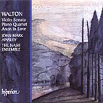 Walton: Chamber Works (CD)