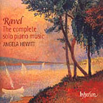 Ravel: Complete Solo Piano Music (CD)