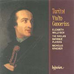 Tartini: Violin Concertos (CD)