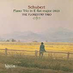 Schubert: Piano Trio in E flat (CD)