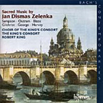 Zelenka: Sacred Works (CD)