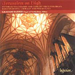Jerusalem on High - Victorian Organ Works (CD)
