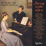 More songs my father taught me (CD)