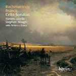 Franck; Rachmaninov: Cello Sonatas (CD)