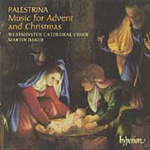Palestrina: Choral Works for Advent and Christmas (CD)