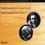 Coleridge-Taylor; Somervell: Violin Concertos (CD)