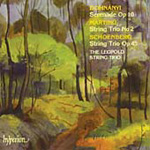 Dohnányi: Serenade, Op 10; Martinu: String Trio No 2; Schoenberg: String Trio, Op 45 (CD)
