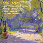 Saint-Saëns: Chamber Works (CD)