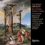 Graun: Passion Cantata (CD)