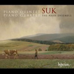 Suk: Piano Quartet; Piano Quintet (CD)