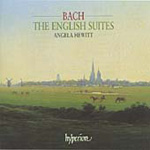 Bach: English Suites The (CD)