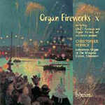 Christopher Herrick - Organ Fireworks, Vol 10 (CD)