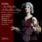 Handel: An Ode for St Cecilia's Day (CD)