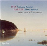 Barber; Ives: Piano Sonatas (CD)