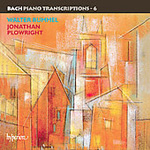 Rummel: Bach Piano Transcriptions, Vol 6 (CD)