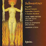 Schwantner: Orchestral Works (CD)
