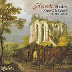 Henselt: Piano Etudes (CD)
