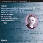 Hubay: Violin Concertos (CD)