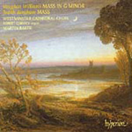 Bingham; Vaughan Williams: Masses (CD)