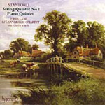 Stanford: Piano Quintet; String Quintet No 1 (CD)