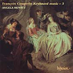 Couperin: Keyboard Works, Vol 3 (CD)