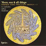 Moon, sun & all things (CD)