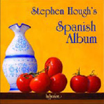 Stephen Hough's Spanish Album (CD)
