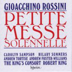 Rossini: Petite Messe solennelle (CD)