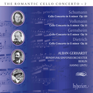 The Romantic Cello Concerto, Vol 2 (CD)